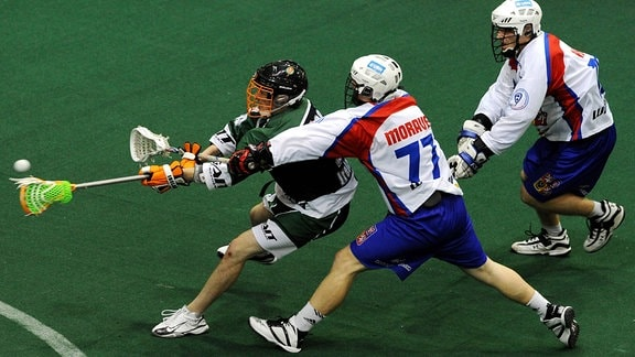 World Indoor Lacrosse Meisterschaft