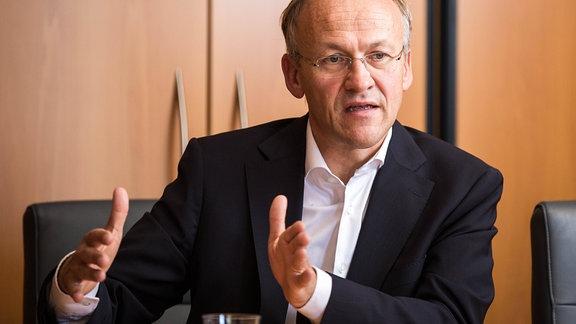 Interview Peter Lames, Finanzbürgermeister
