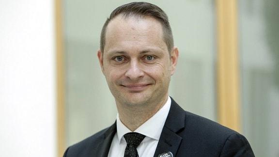 Dr. Lars Mortsiefer, Vorstandsmitglied der NADA