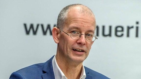 LSB Thüringen: Hauptgeschäftsführer Thomas Zirkel