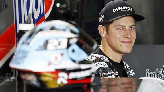 Marcel Schrötter, MotoGP