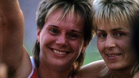 Petra Felke, Speerwurf Olympiasiegerin von 1988