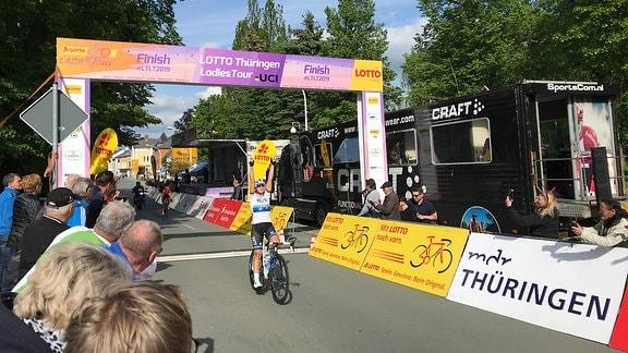 Radsport Thüringen-Rundfahrt