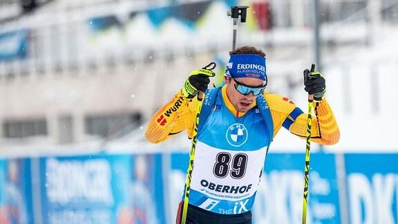 Simon Schempp (Biathlon-Weltcup Oberhof)