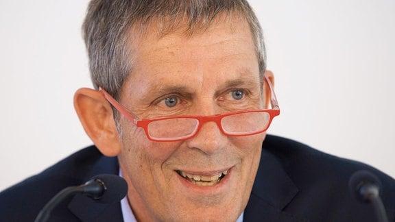 Thomas Schwab (Vorstandsvorsitzender des Bob- und Schlittenverbands Deutschland/Vizepräsident Internationaler Rodelverband)
