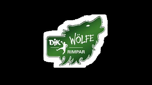 Logo DJK Rimpar Wölfe