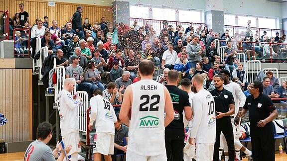 Die SBB Baskets aus Wolmirstedt sorgen für Furore.