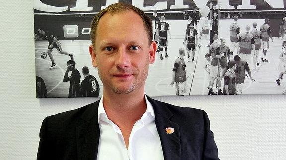 NINERS-Geschäftsführers Steffen Herhold