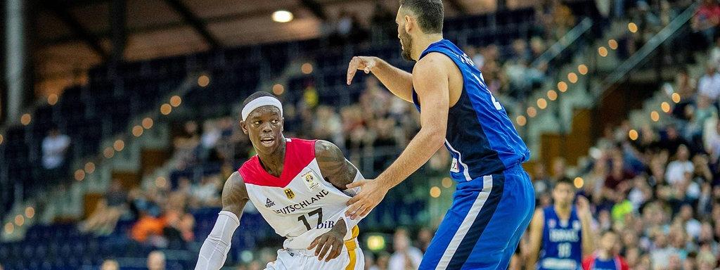 quite nice 84a0d 44168 Basketball: DBB-Team macht WM-Ticket in Leipzig klar | MDR.DE