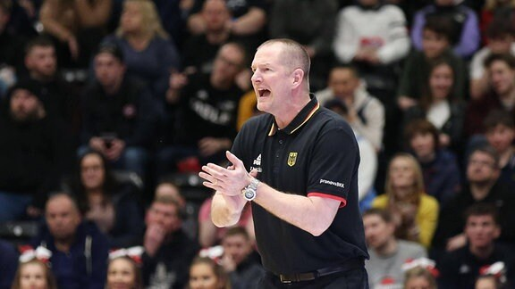 Henrik Roedl Basketball-Bundestrainer