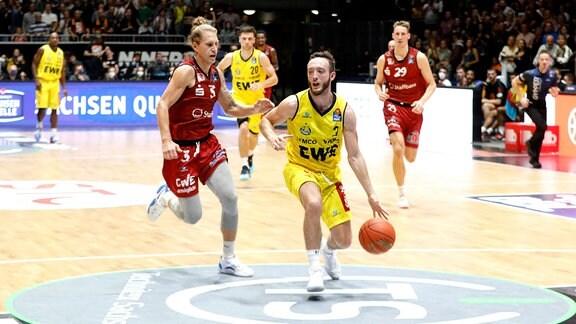 Max Heidegger, EWE Baskets Oldenburg