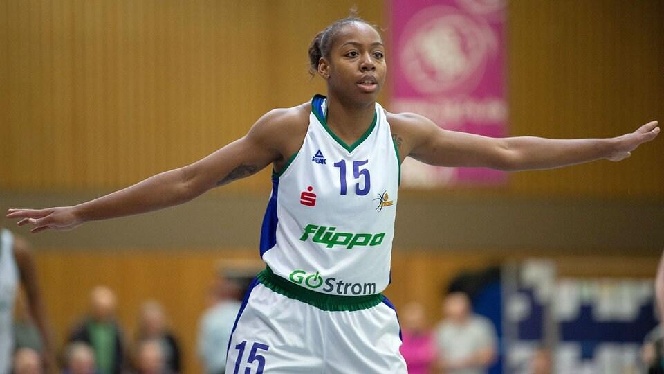 Basketball: Halle holt Topscorerin aus Göttingen   MDR.DE