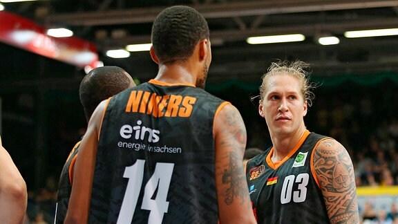 Basketball-Bilder Malte Ziegenhagen