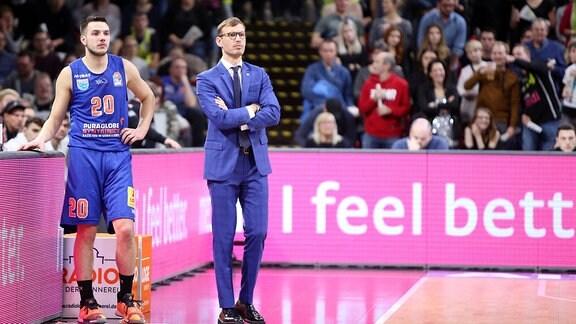 Trainer Bjoern Harmsen