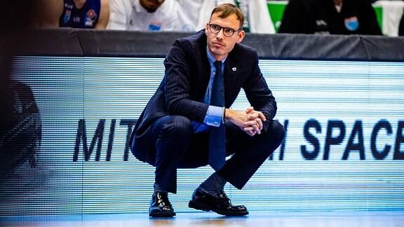Trainer Björn Harmsen. Syntainics MBC