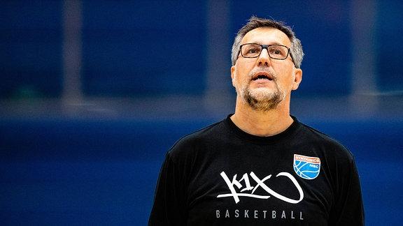 Trainer Silvano Poropat, Syntainics MBC