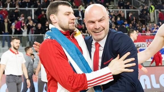 Kamil Laczynski, Wojciech Kaminski