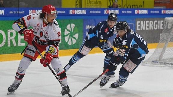 Patrick Pohl gegen Rene Kramer