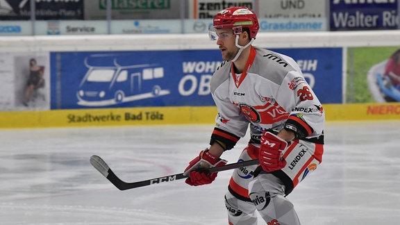 Timo Gams bei einem Spiel