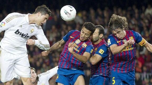 FC Barcelona / Barca gegen Real Madrid
