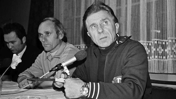 Walter Fritzsch, ehemaliger Trainer