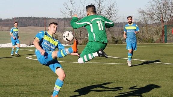 Schönbacher FV Fans im Osten
