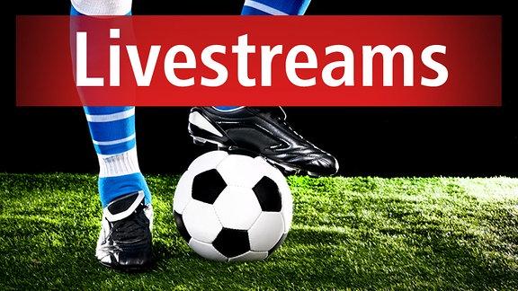 Livestreams auf MDR.DE