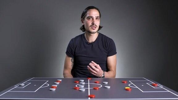 Jerome Polenz, Taktikanalytiker bei der Sportschau