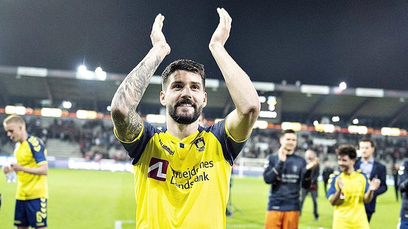Anthony Jung, Bröndby