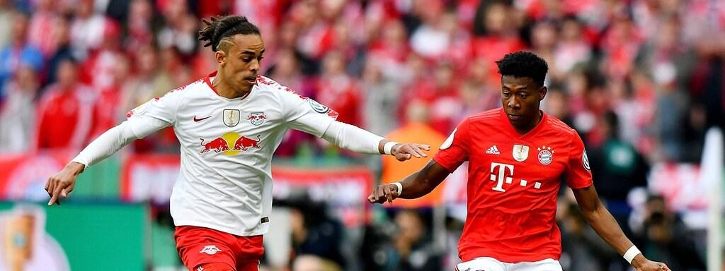 Rb Leipzig Verliert Endspiel Gegen Bayern Munchen Mdr De