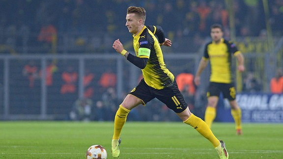 Marco Reus (BVB) in Aktion