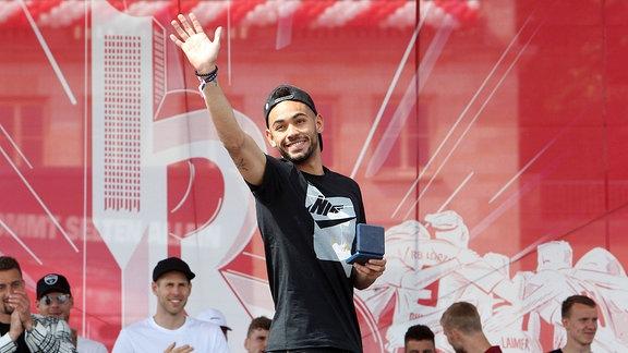 Matheus Cunha (20, RB Leipzig).