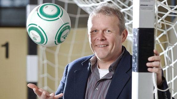 Fanforscher Harald Lange