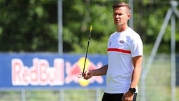 Trainer Jesse Marsch (RB Leipzig)
