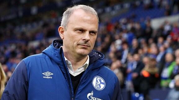Sportvorstand Jochen Schneider (Schalke)