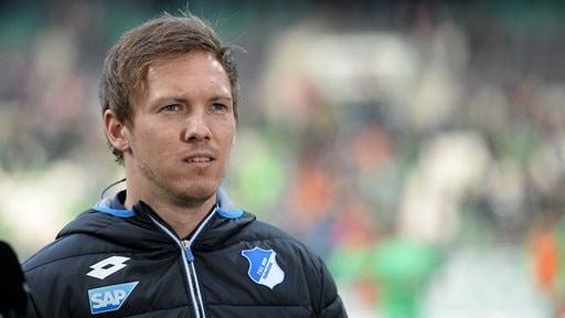 Trainer Julian Nagelsmann (TSG 1899 Hoffenheim)