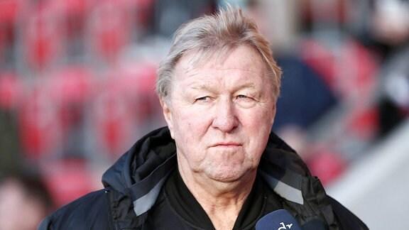 Bundestrainer Horst Hrubesch, Deutschland.