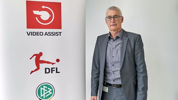 Lutz Michael Fröhlich DFL-Schiedsrichter