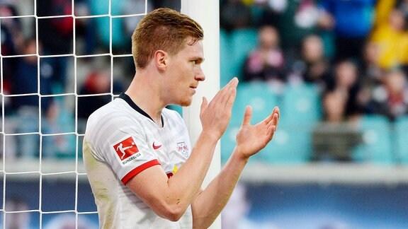 Marcel Halstenberg Abwehrspieler RB Leipzig