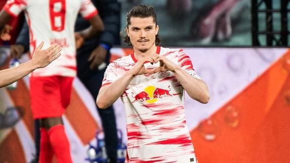 Marcel Sabitzer, RB Leipzig