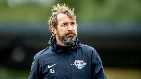 Leipzigs Trainer Marco Kurth