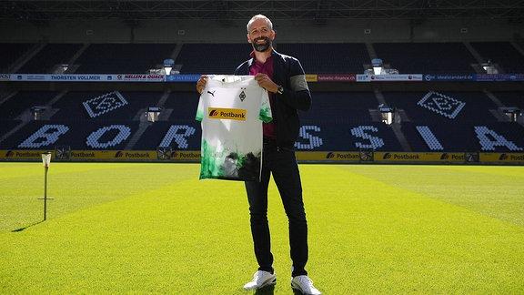 Marco Rose der neue Gladbacher Cheftrainer