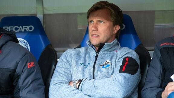 Markus Krösche, Teammanager Paderborn