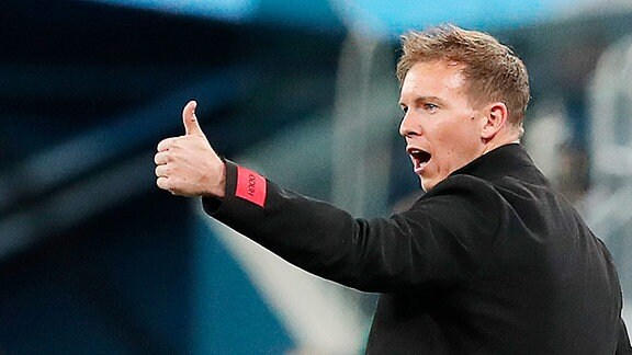 RB-Trainer Julian Nagelsmann