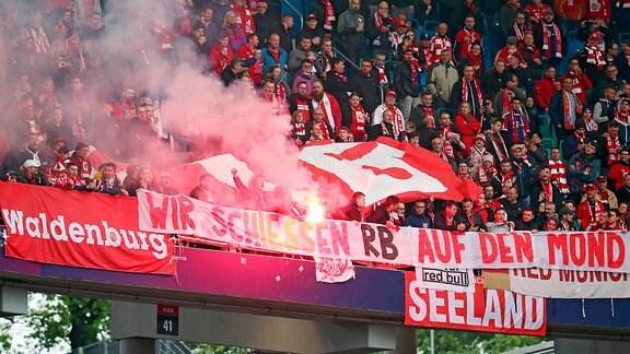 Fans von Bayern München