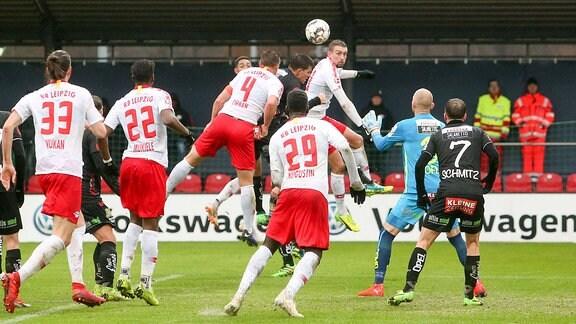 Testspiel RB Leipzig