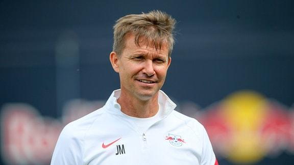 Trainer Jesse Marsch