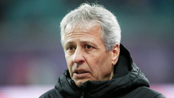 Trainer Lucien Favre, Dortmund