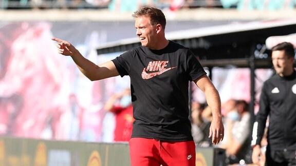 Trainer Julian Nagelsmann, RB Leipzig.
