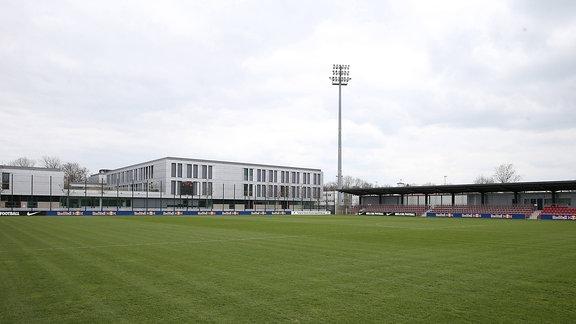 RB Leipzig Trainingszentrum am Cottaweg